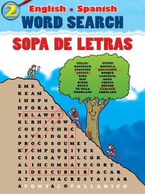 English-Spanish Word Search Sopa de Letras #1 - Dover Children's Language Activity Books (Paperback)