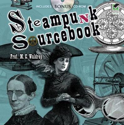 Steampunk Sourcebook (Paperback)
