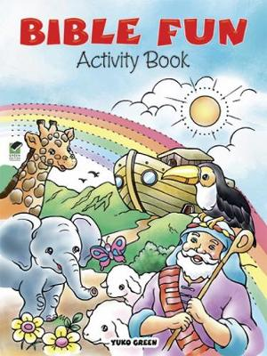Bible Fun Activity Book - Dover Children's Activity Books (Paperback)