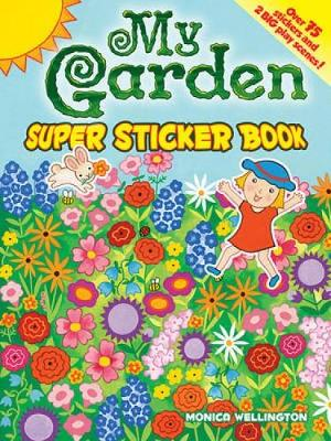My Garden - Dover Sticker Books (Paperback)