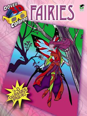 Fairies - Dover 3-D Coloring Books