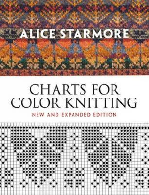Charts for Color Knitting - Dover Knitting, Crochet, Tatting, Lace (Paperback)