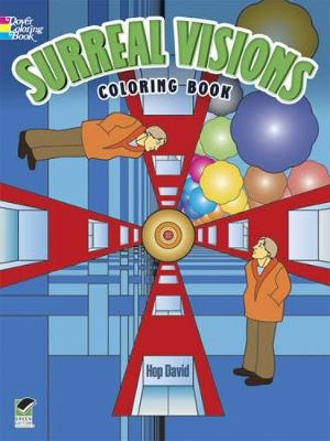 Surreal Visions Coloring Book - Dover Coloring Books (Paperback)