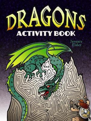 Dragons Activity Book (Paperback)