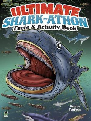 Ultimate Shark-athon Facts and Activity Book (Paperback)