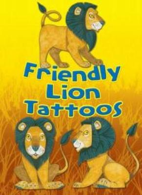Friendly Lion Tattoos (Paperback)