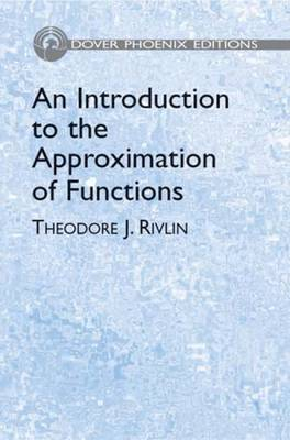 An Introduction to the Approximation of Functions - Dover Books on Mathematics (Paperback)