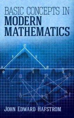 Basic Concepts in Modern Mathematics - Dover Books on Mathematics (Paperback)
