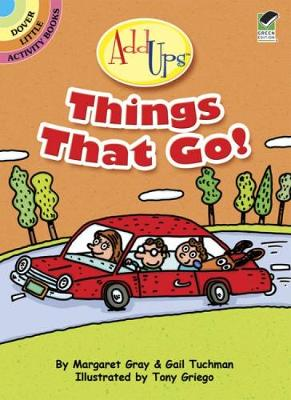AddUps Things That Go! - Dover Little Activity Books (Paperback)
