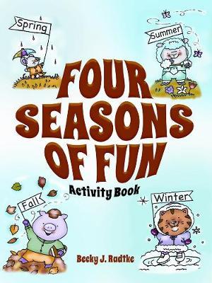 Four Seasons of Fun Activity Book (Paperback)