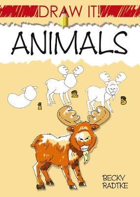 Draw It! Animals (Paperback)