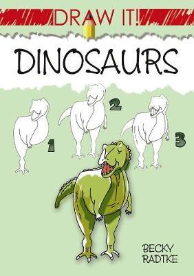 Draw It! Dinosaurs (Paperback)