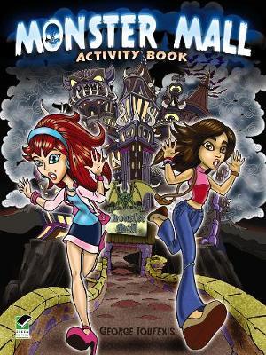 Monster Mall Activity Book - Dover Children's Activity Books (Paperback)