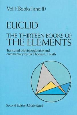 The Thirteen Books of the Elements, Vol. 1 - Dover Books on Mathematics (Paperback)