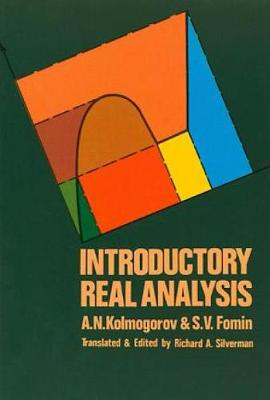 Introductory Real Analysis - Dover Books on Mathematics (Paperback)