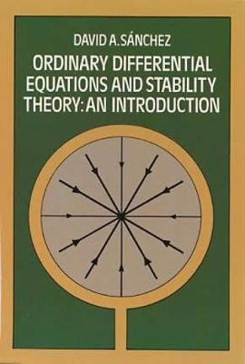 Ordinary Differential Equations and Stability Theory: An Introduction - Dover Books on Mathematics (Paperback)