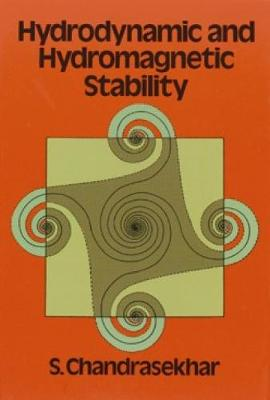 Hydrodynamic and Hydromagnetic Stability - Dover Books on Physics (Paperback)