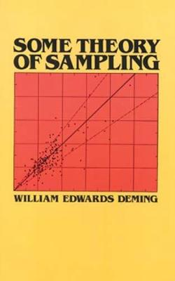 Some Theories of Sampling - Dover Books on Mathematics (Paperback)