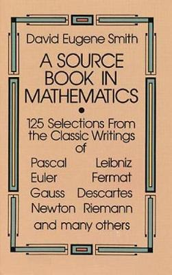 A Source Book in Mathematics - Dover Books on Mathematics (Paperback)