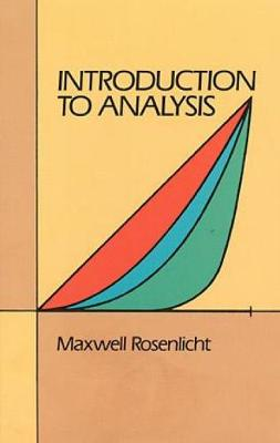 Introduction to Analysis - Dover Books on Mathematics (Paperback)
