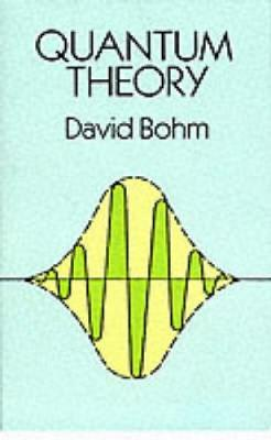 Quantum Theory - Dover Books on Physics (Paperback)