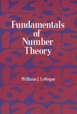 Fundamentals of Number Theory - Dover Books on Mathematics (Paperback)