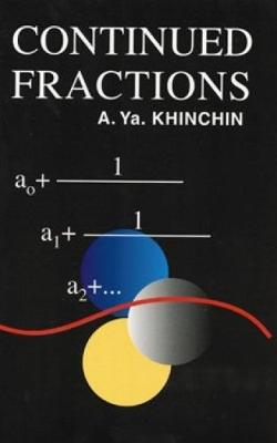 Continued Fractions - Dover Books on Mathematics (Paperback)