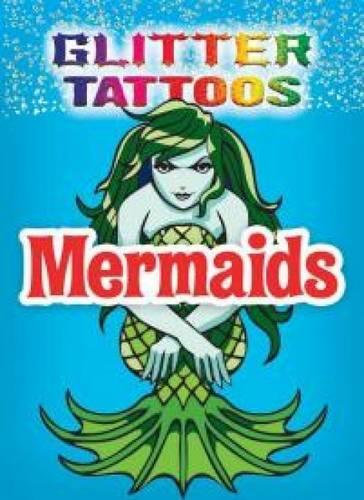 Glitter Tattoos Mermaids (Paperback)