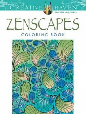 Creative Haven Zenscapes Coloring Book - Creative Haven Coloring Books (Paperback)
