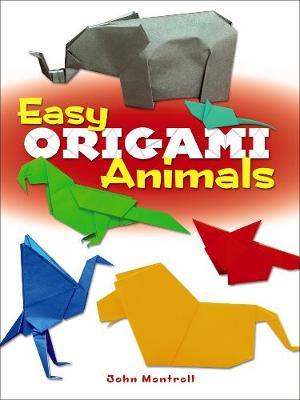 Easy Origami Animals (Paperback)