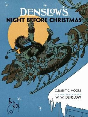 Denslow's Night Before Christmas (Paperback)