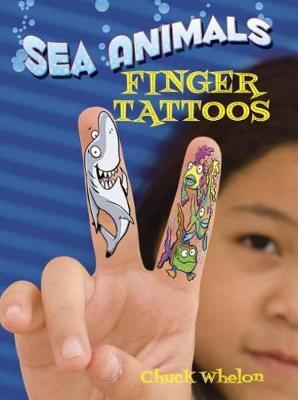 Sea Animals Finger Tattoos (Paperback)