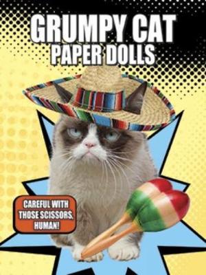 Grumpy Cat Paper Dolls (Paperback)
