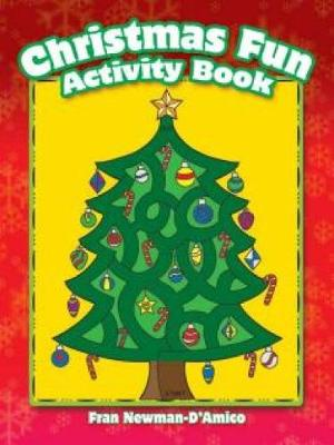 Christmas Fun Activity Book - Dover Children's Activity Books (Paperback)
