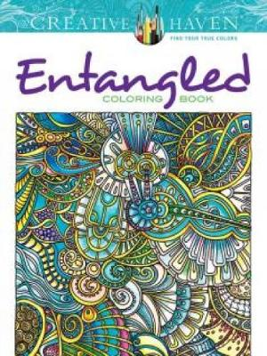 Creative Haven Entangled Coloring Book - Creative Haven Coloring Books (Paperback)