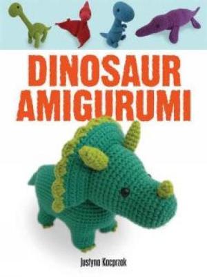 Dinosaur Amigurumi (Paperback)