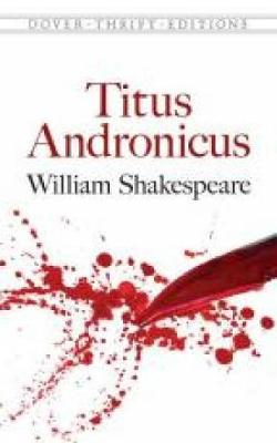 Titus Andronicus - Dover Thrift Editions (Paperback)