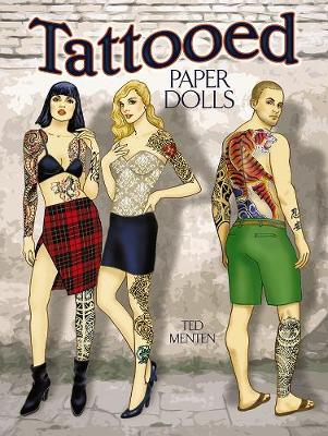 Tattooed Paper Dolls (Paperback)