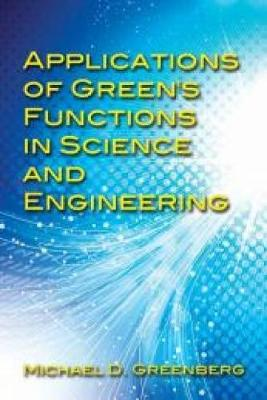 Applications of Green's Functions in Science and Engineering - Dover Books on Engineering (Paperback)