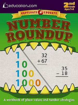 Number Roundup: A workbook of place values and number strategies (Paperback)