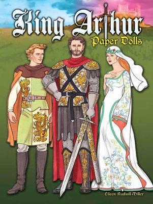 King Arthur Paper Dolls (Paperback)