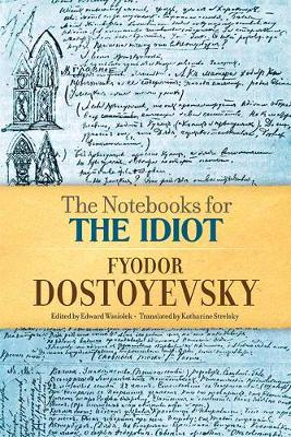 Notebooks for The Idiot (Paperback)