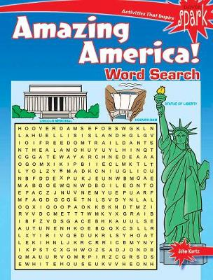 SPARK Amazing America! Word Search (Paperback)