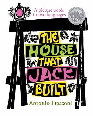 The House that Jack Built: A picture book in two languages (Hardback)