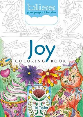 BLISS Joy Coloring Book: Your Passport to Calm (Paperback)