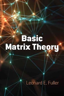 Basic Matrix Theory (Paperback)