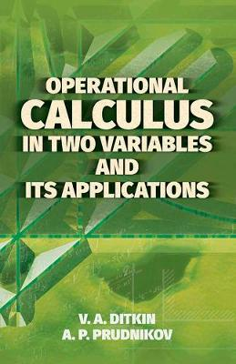 Operational Calculus in Two Variables and Its Applications (Paperback)