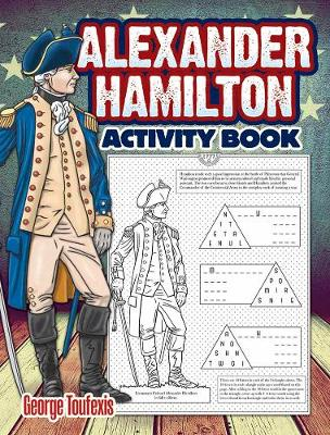 Alexander Hamilton Activity Book (Paperback)