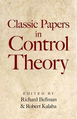 Classic Papers in Control Theory (Paperback)