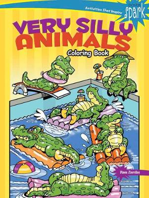 SPARK Very Silly Animals Coloring Book (Paperback)